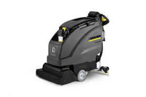 FLOOR SCRUBBERS & SCRUBBER DRYERS